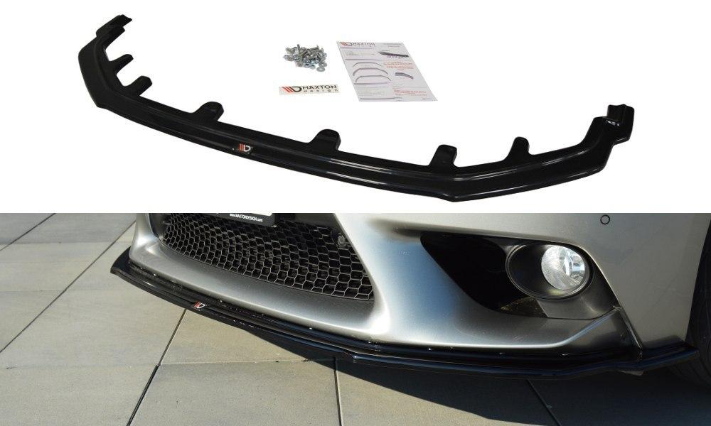 Splitter Przedni Lexus IS Mk3 V.1 - GRUBYGARAGE - Sklep Tuningowy